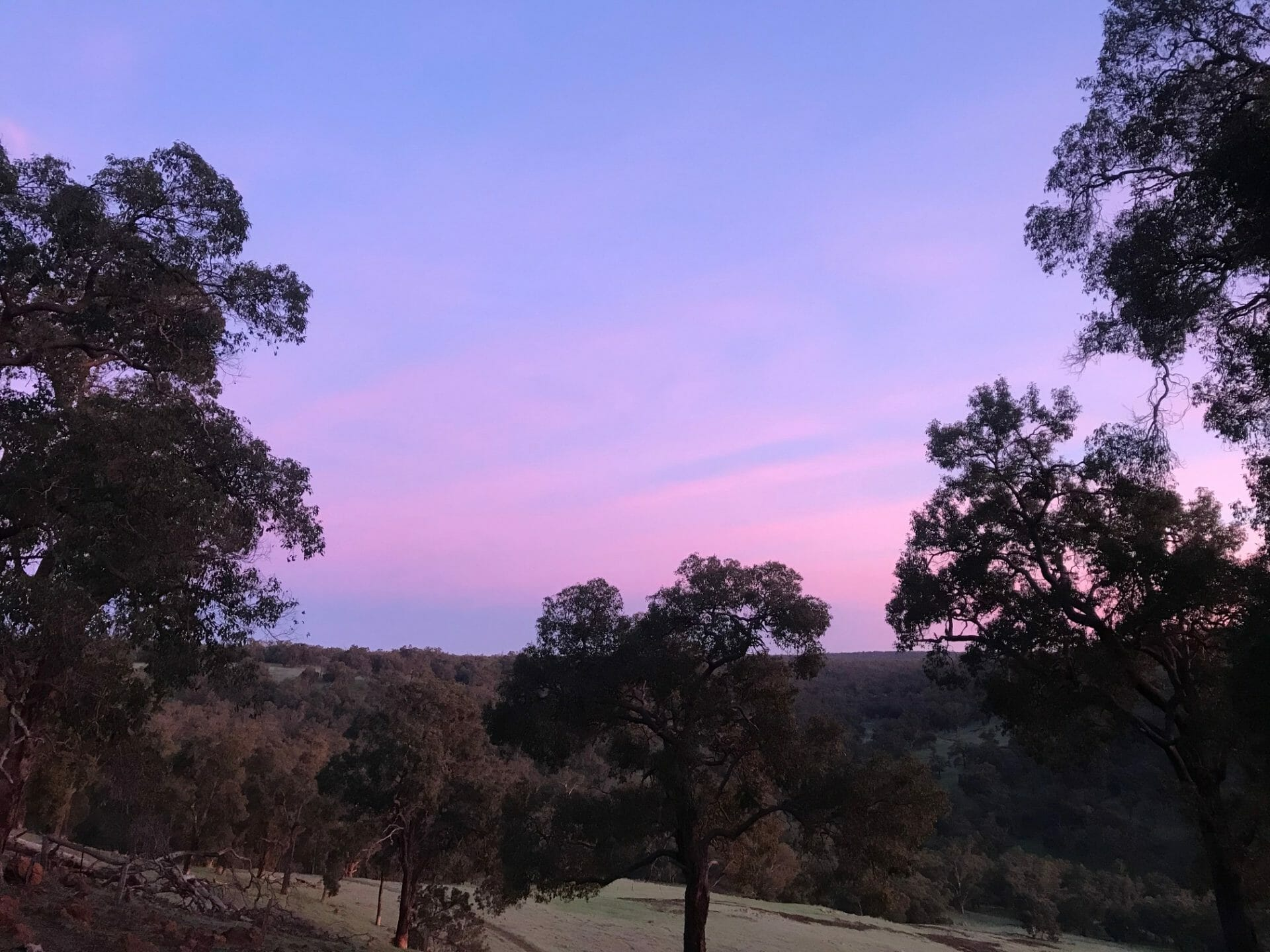 chittering valley WA